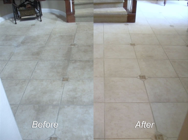 tile and grout clining service in palm desert